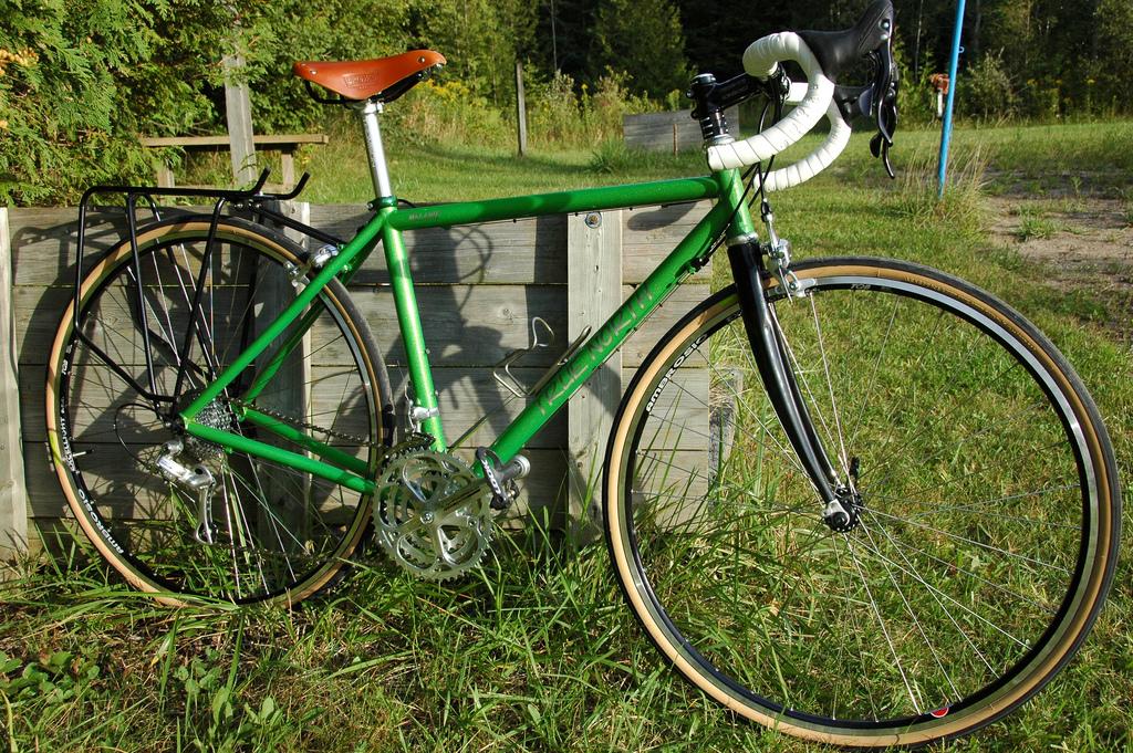 Melanie's Road Bike