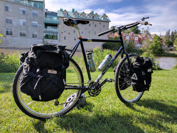 Panniers and Storage